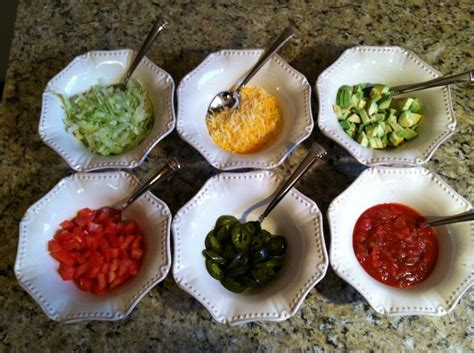 nacho bar topping ideas 1000 images about taco topping ideas on pinterest