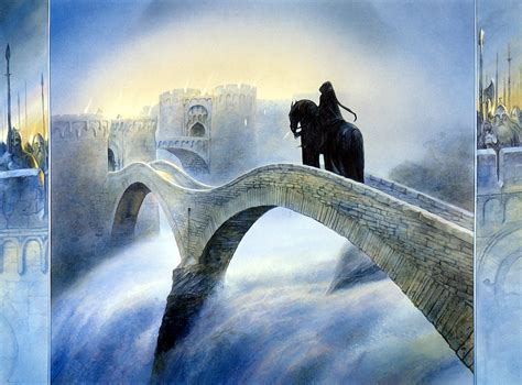 the art of john the art of lord of the ring by john howe 9