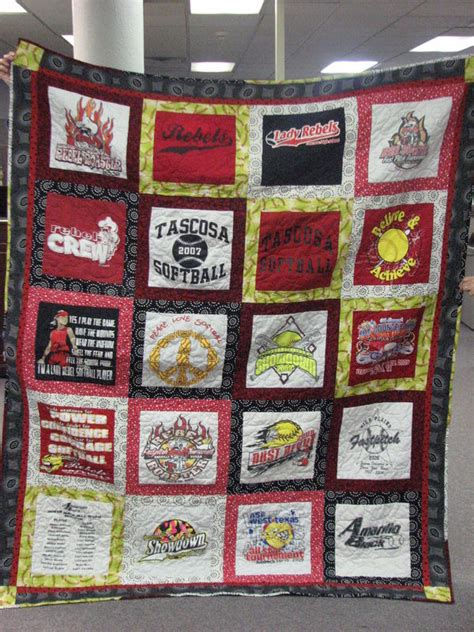T Shirt Memory Quilts by T Shirt Memory Quilt