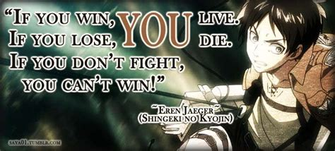 anime fight quotes 15 inspirational anime quotes to ensure sure you never