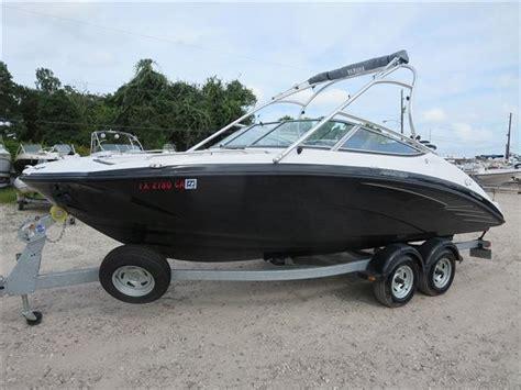 yamaha boats texas 2010 yamaha ar 210 boats for sale in texas