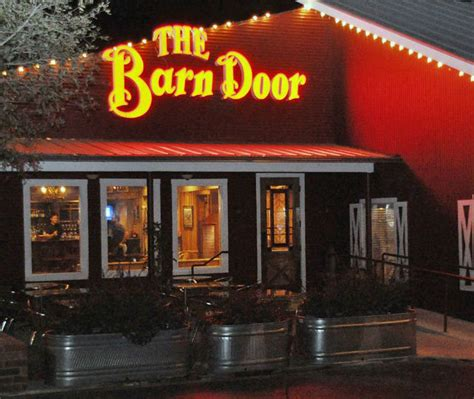 Barn Door Restaurant San Antonio Tx Barn Door The San Antonio Tx Localeats