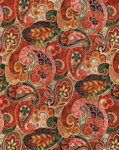 autumn pattern tumblr autumn paisley pattern via calsidyrose inspires