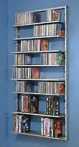 Wall Dvd Shelf by 1000 Images About Dvd Storage On Pinterest Dvd Storage