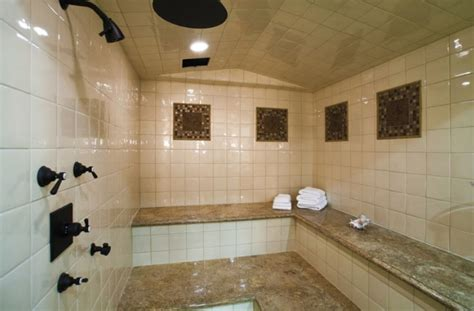 Big In Shower by How Do You Define A Luxury Property A Home Spa Helps