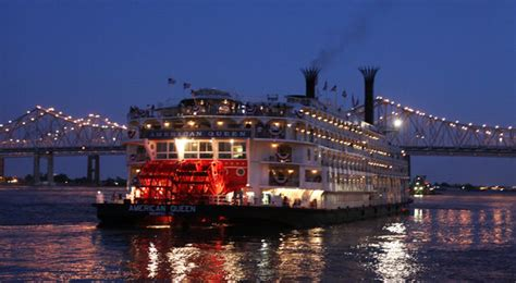 mississippi riverboat cruises from memphis to new orleans domestic river cruises renaissance travel