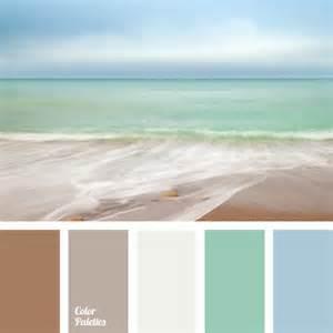 Seafoam Green And Gray Bedroom - color of ocean color palette ideas