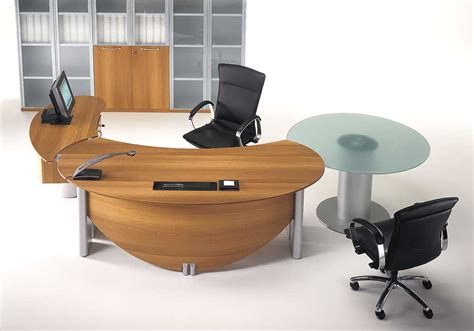 Work Desk Design by Different Office Desk Designs For Your Work Place