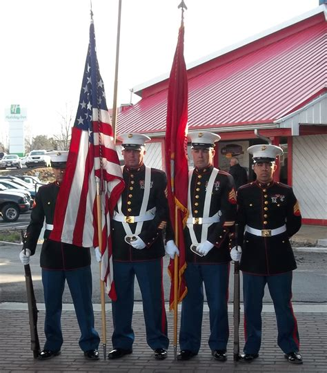 marine color guard 2015 state gary s dillon marine corps league
