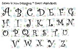 sewn 4 you designs alphabets and fonts embroidery designs