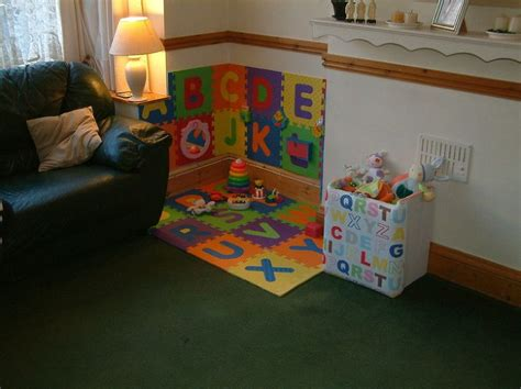 baby living room a babys play corner in the living room