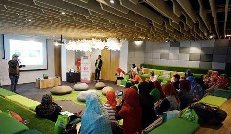 blibli office jakarta ini 5 e commerce di indonesia dengan budaya kerja yang fun