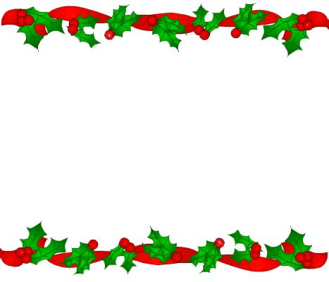Christmas border clipart clipart panda free clipart images