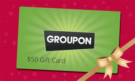 Can You Buy A Groupon Gift Card - 50 groupon gift card groupon
