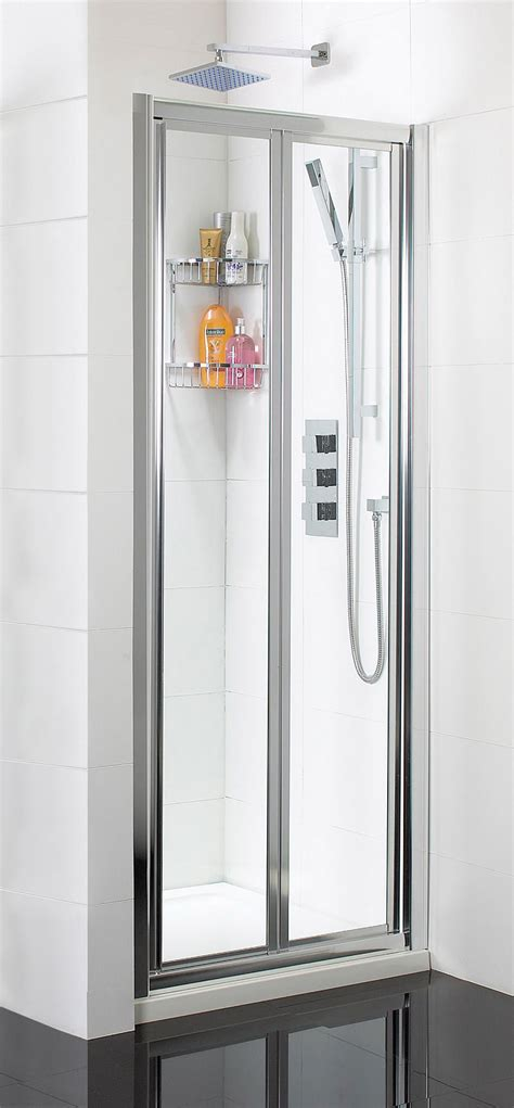 Shower Door 900mm Bifold Shower Door 900mm X 1850mm Se006