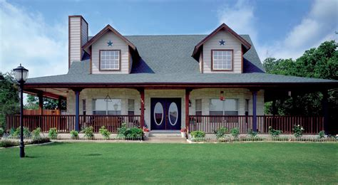 farmhouse plans with wrap around porch special wrap around porch 187 maverick custom homes