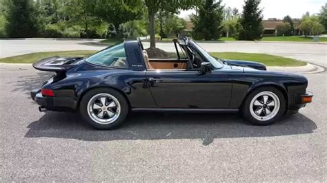 1980 Porsche 911 Sc Targa For Sale