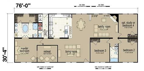 floor plans chion 381l manufactured and modular