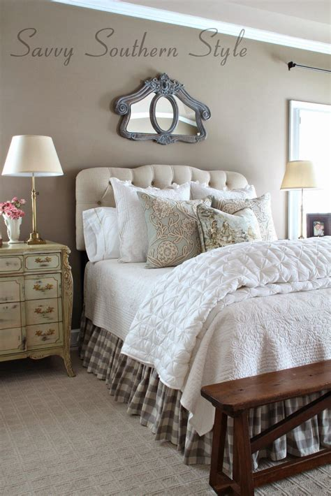 southern bedroom ideas savvy southern style adding french farmhouse style in the