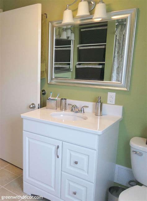 green bathroom cabinets green with decor buying bathroom vanities