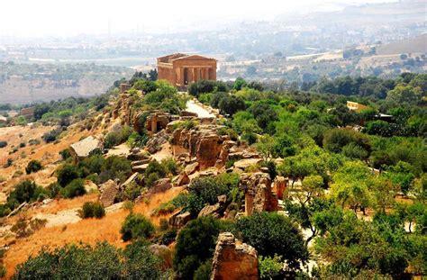ingresso valle dei templi valle dei templi di agrigento