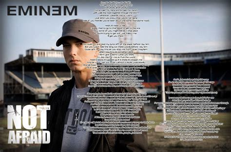 eminem lyrics not afraid eminem not afraid wallpapers wallpaper cave