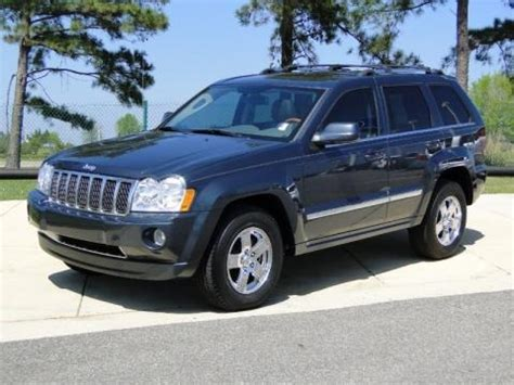 2007 Jeep Grand Specs 2007 Jeep Grand Overland Crd 4x4 Data Info And