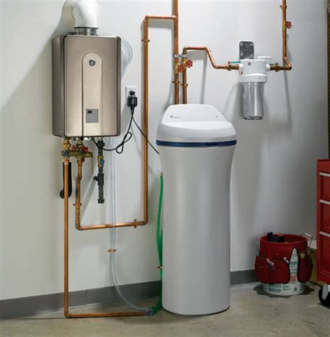 Plumbing Water Softener by Thinking About A Water Softener Check Out The Benefits