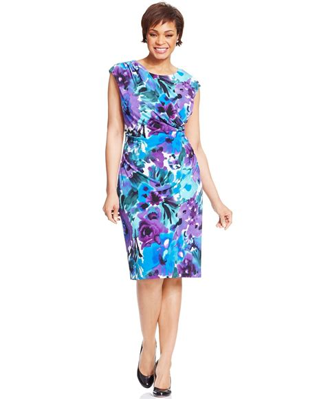 Fashion Find by Plus Size Fashion Find Of The Day Connected Floral Print
