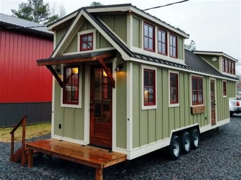 small houses on wheels timbercraft 37 tiny house on wheels for sale al