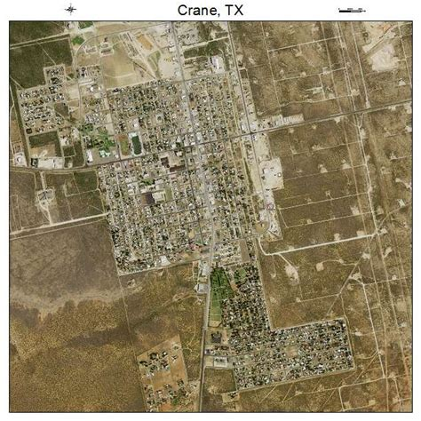 crane texas map aerial photography map of crane tx texas