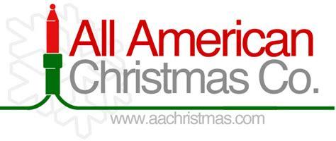 Christmas Cheer Shines Bright With Led Christmas Lights All American Lights