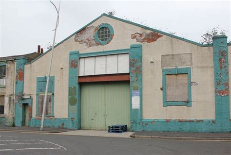Baker City Garage by 13 Crumbling Hull Buildings That Must Be Saved Hull