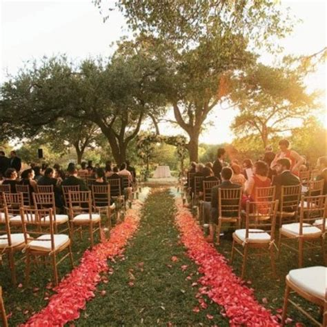 Backyard Wedding The Knot 10 Incredibly Backyard Wedding Ideas Janet