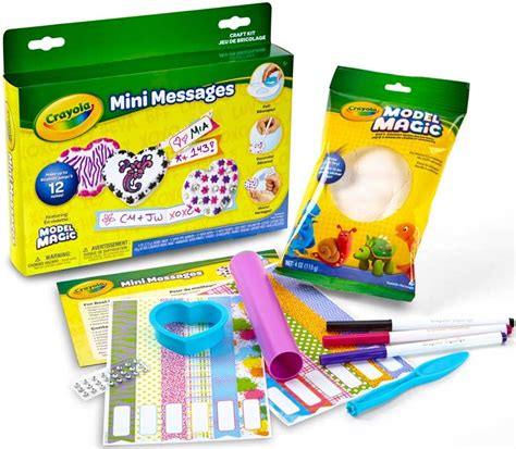 cheap craft kits crayola model maker mini message maker craft kit wholesale