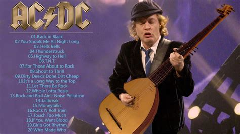 ac dc best songs acdc greatest hits best songs of acdc 2018 youtube