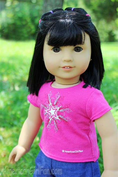 hairstyles for american girl dolls with short hair hairstyle for dolls with short hair or girls with short