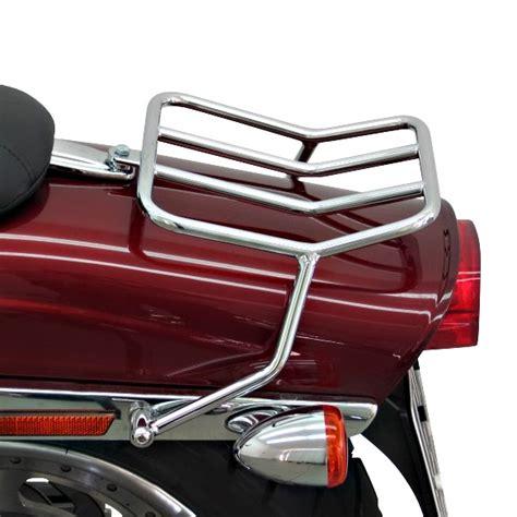 Dyna Rack by Rear Rack Fehling For Harley Davidson Dyna Bob Fxdf
