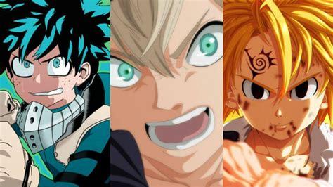 Shounen Anime los 3 grandes shonen 191 cuales los mejores shonen