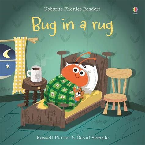bug in the rug bug in a rug at usborne books at home
