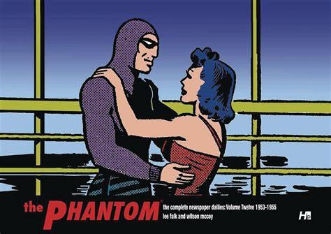 phantom the complete newspaper dailies vol 12 1953 1954