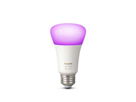 white color light bulbs hue white and color ambiance single bulb e26 046677464486