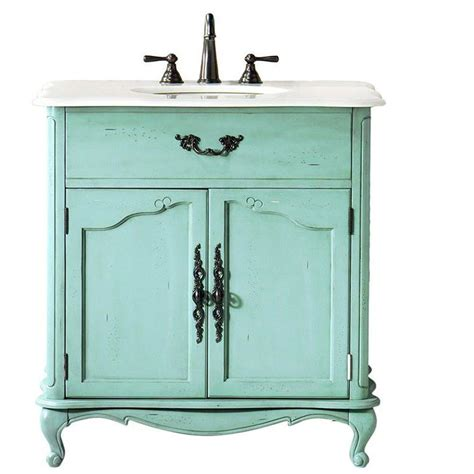 Home Decor Bathroom Vanities Home Decorators Collection Provence 62 In W X 22 In D Sink Vanity In Blue With Marble