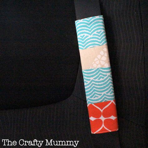 seat belt cover pattern seat belt cover tutorial the crafty mummy