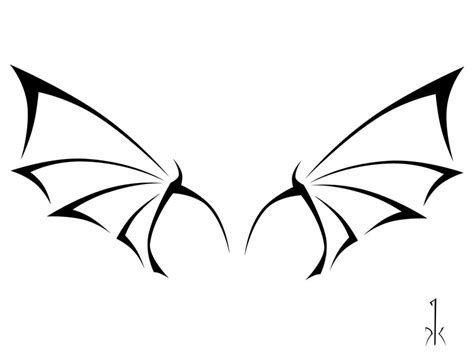 dragon wings tattoo designs http fc02 deviantart net fs19 i 2007 255 1 9