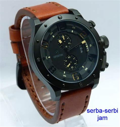 Jam Expedition E6629 Original jam tangan expedition sapphire jam simbok