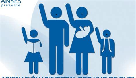 liquidasion de asignasion x hijo amplian beneficios de asignaci 243 n universal por hijo