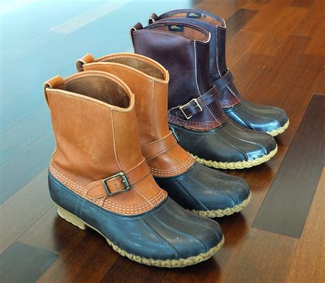 ll bean lounger boot ll bean boot loungers then and now clay soul