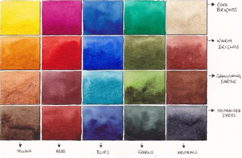 watercolor mixing tutorial 31 best watercolor mixing images on pinterest watercolor