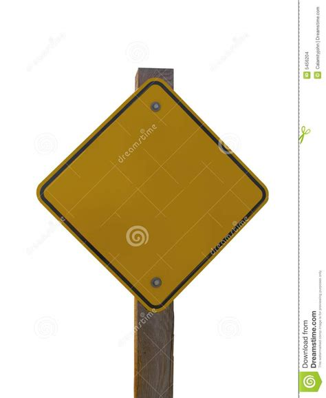 sign post template stock images image 5456204